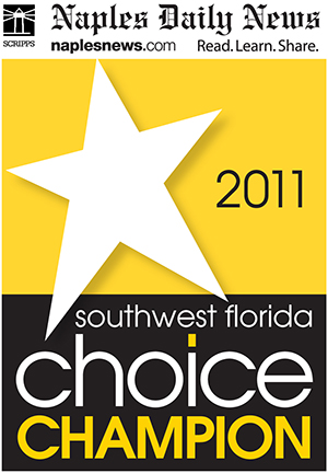 Naples Florida Choice Champion
